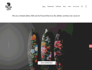 boom-art.com screenshot