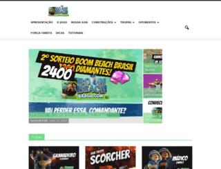 boombeachbrasil.com screenshot