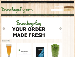 boomchugalug.com screenshot