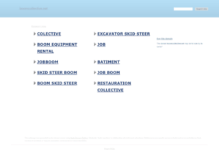 boomcollective.net screenshot