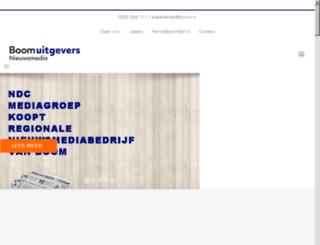 boomregionaleuitgevers.nl screenshot