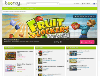 boonty.net screenshot