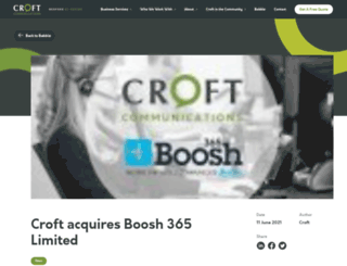boosh365.com screenshot