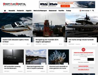 bootaanboot.nl screenshot