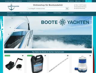 bootszubehoer.de screenshot