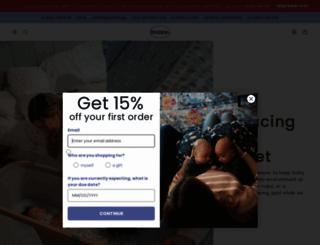 boppy.com screenshot