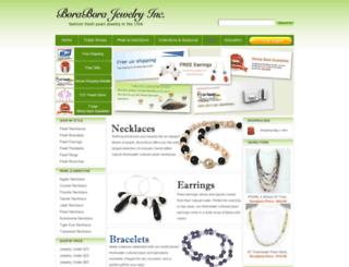 boraborajewelry.com screenshot