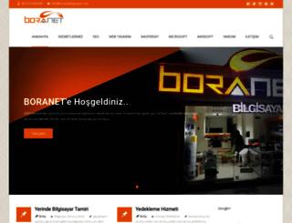 boranetbilgisayar.com screenshot