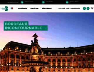 bordeaux-tourisme.com screenshot