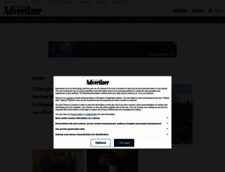 bordercountiesadvertizer.co.uk screenshot