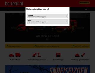 borent.nl screenshot