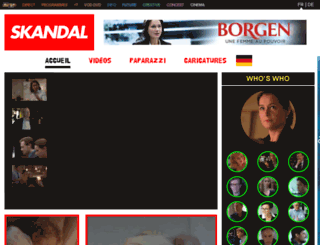 borgen.arte.tv screenshot