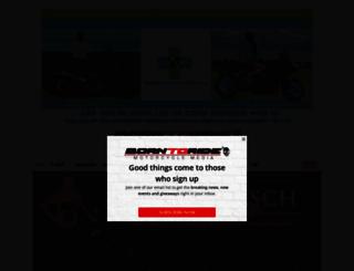 borntoride.com screenshot
