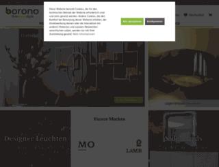 borono.de screenshot
