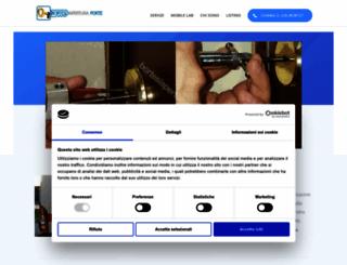 bortesiaperturaporte.it screenshot