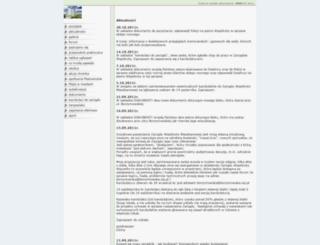 borzymowska.xip.pl screenshot