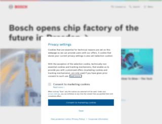 boschsecurity.co.uk screenshot