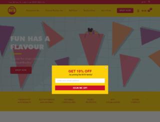 bosicetea.com screenshot
