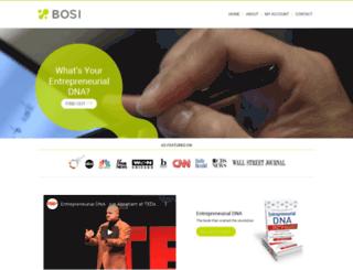 bosidna.com screenshot