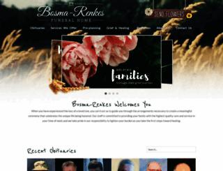 bosmarenkes.com screenshot