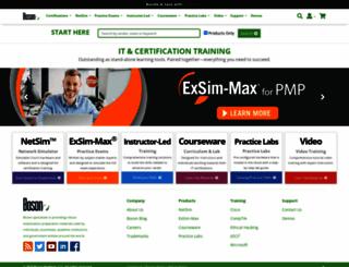 boson.com screenshot