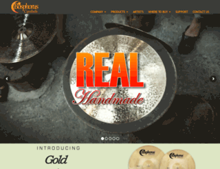 bosphoruscymbals.com screenshot