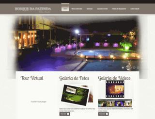 bosque.com.br screenshot