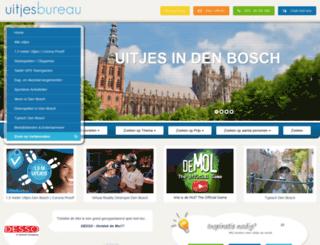 bosscheuitjes.nl screenshot