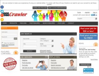 bosscrawler.com screenshot