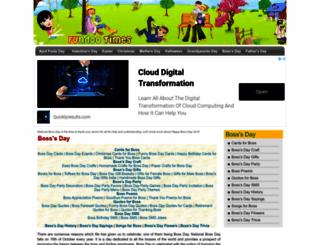 bossday.fundootimes.com screenshot