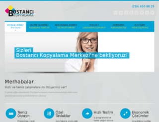 bostancikopyalama.com screenshot