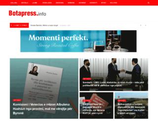 botapress.info screenshot