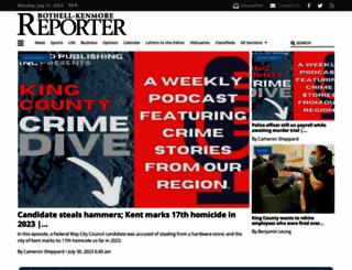 bothell-reporter.com screenshot