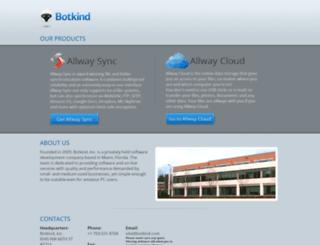 botkind.com screenshot
