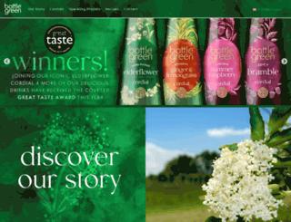 bottlegreendrinks.com screenshot
