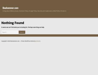 bouhammer.com screenshot