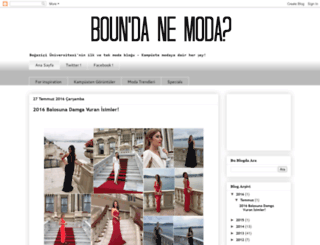 boundanemoda.blogspot.com screenshot
