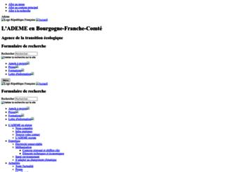 bourgogne.ademe.fr screenshot