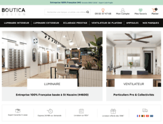 boutica-design.fr screenshot