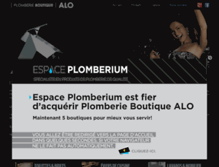 boutiquealo.com screenshot