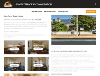 bowenterrace.com.au screenshot