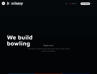 bowl-easy.com screenshot