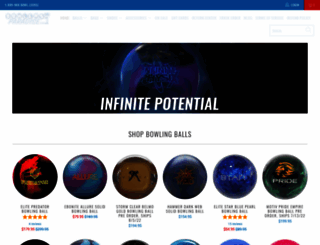bowlersparadise.com screenshot