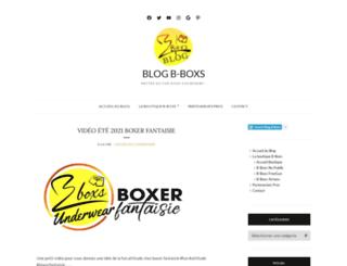 boxerfantaisiefullup.com screenshot