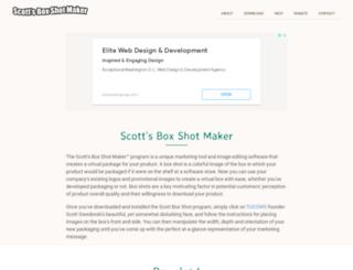 boxshotmaker.com screenshot
