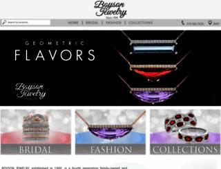 boysonjewelry.com screenshot