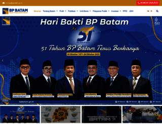 bpbatam.go.id screenshot