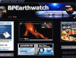 bpearthwatch.com screenshot