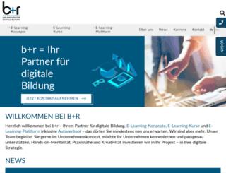 bplusr.de screenshot