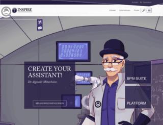 bpm-inspire.com screenshot